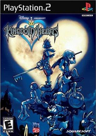 KINGDOM HEARTS - Box Artwork