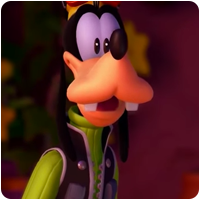 Goofy Kingdom Hearts