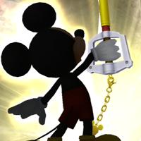 King Mickey Kingdom Hearts