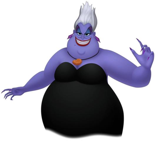 Ursula - KH 3D Dream Drop Distance