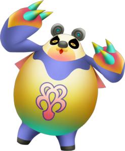Kooma Panda - KH 3D Dream Drop Distance