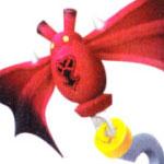 Hook Bat - Kingdom Hearts II Final Mix +