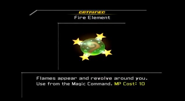 KH2 - Fire Element