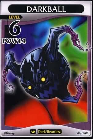 #069 darkball heartless khtcg card